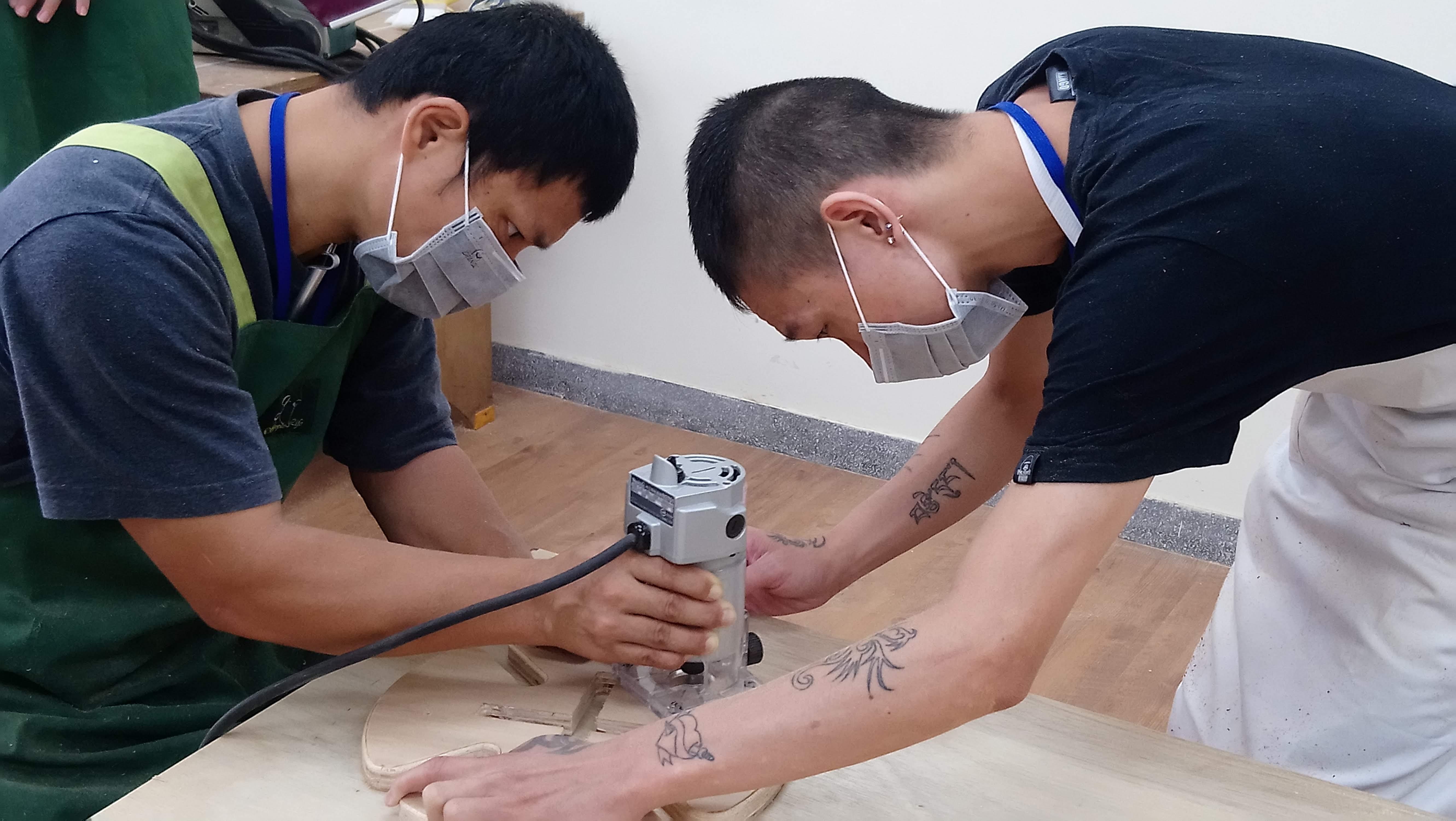 心智障礙者透過政府職業訓練場 探索職業興趣