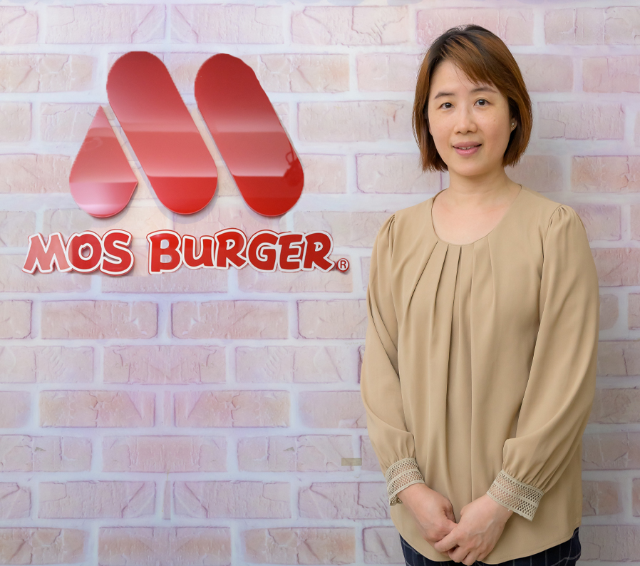 始終堅持做得更好 摩斯漢堡「食」在講究最安心
